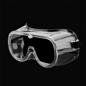 Safety Goggles Anti Fog Dust Splash-proof Glasses Work Eye Protection US